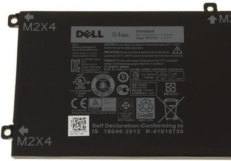 DELL Precision M5510 XPS 15 9550 nowa org 84Wh (2)