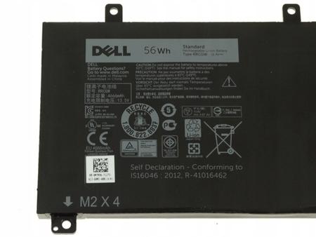 DELL Precision M5510 XPS 15 9550 nowa org 56Wh (2)