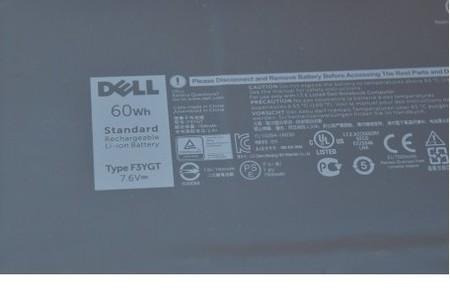 DELL Latitude E7480 E7280 60Wh nowa oryginalna FV (2)
