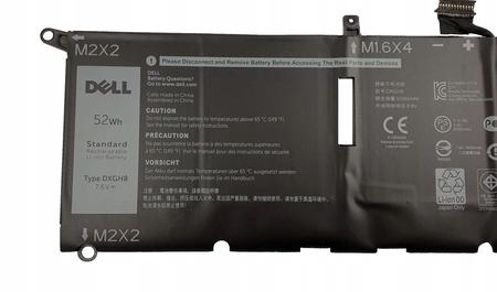 DELL XPS 13 9370 nowa orgyginalna bateria (2)